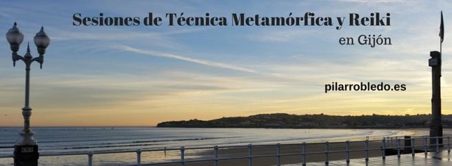 Sesiones de Técnica Metamórfica y Reiki